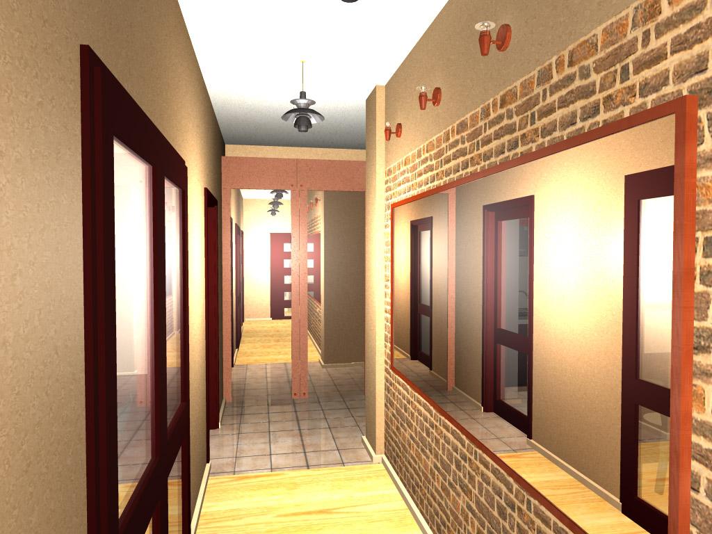 Фотообои расширяющие пространство комнаты на заказ Арт-Обои